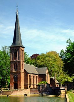 Church of Haar Castle - Haarzuilens, Utrecht, Netherlands Copyright: kik ko (kiks)