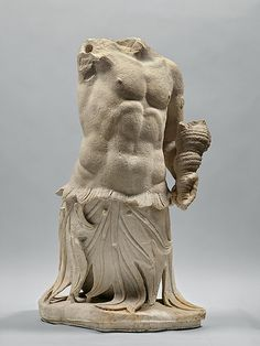 Statue of a triton, akroterion from the Great Altar Period:Hellenistic Date:ca. 160 B. Culture:Greek Medium:Marble × 22 × 20 in. × 56 × 51 cm, 180 kg) Roman Sculpture, Stone Sculpture, Ancient Greek Sculpture, Ancient Art, Eclectic Sculptures, Roman Gods, Ancient Greece, Metropolitan Museum, Art And Architecture