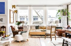 Tour the NYC Home of Textile and Interior Designer Katie Leede