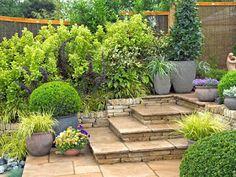 29 Creative DIY Landscape plans you might consider for your patio Landscaping Supplies, Backyard Landscaping, Landscaping Ideas, Landscaping Software, Backyard Ideas, Ideas Para Decorar Jardines, Mediterranean Garden Design, Landscape Design Plans, Creative Landscape