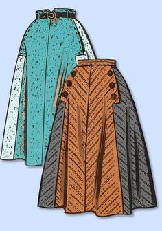 Vintage Mail Order Sewing Pattern 2004 Misses 8 Gore Skirt Size 26 Waist I Love Fashion, Retro Fashion, Boho Fashion, Vintage Fashion, Fashion Ideas, Vintage Sewing Patterns, Clothing Patterns, Sewing Ideas, Gored Skirt