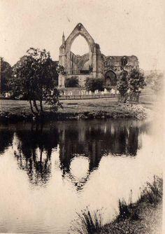 Bolton Abbey Priory taken in 1923