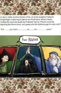 Harry Potter Humor - almost pinning this more for the pic of the Hogwarts Headmasters than for the joke - never realized before that those three would be right in a row! Harry Potter Love, Harry Potter Universal, Harry Potter Fandom, Harry Potter World, Harry Potter Spells, Hogwarts, Slytherin, Gina Weasley, Desenhos Harry Potter