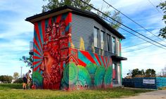 The work of Beau Stanton. Daily Detroit Photo.