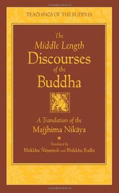 The Middle Length Discourses of the Buddha: A Translation of the Majjhima Nikaya (Teachings of the Buddha) by Bhikkhu Nanamoli http://www.amazon.com/dp/086171072X/ref=cm_sw_r_pi_dp_QMX9ub11JKBEY