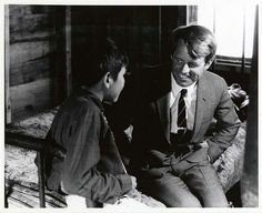 RFK during a trip to the Pine Ridge Reservation I believe