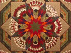 Bertha Quilt -- great smartly made Amish Quilts from Lancaster (hs5471)