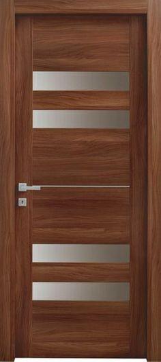 Flush Door Design, Main Door Design, Wooden Door Design, Front Door Design, Modern Wooden Doors, Modern Front Door, Bedroom Door Design, Door Design Interior, Veneer Door