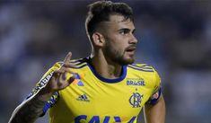 Santos tem interesse no atacante do vermelho-preto