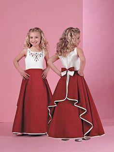 UK Dresses Off - UK Quality Wedding Dresses ,Prom Dresses And Occasion Dresses Online! Red Flower Girl Dresses, Little Girl Dresses, Flower Girls, Gowns For Girls, Girls Dresses, Bridesmaid Dresses, Prom Dresses, Wedding Dresses, Dresses 2014