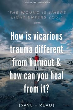 Healing does not mean trauma or pain never existed, but they no longer have power or control over you – physically, emotionally, or spiritually. When the world is full of suffering, we must remind ourselves that the world is also Spiritual Guidance, Spiritual Wisdom, Spiritual Awakening, Spiritual Growth, Trauma, Compassion Fatigue, Ptsd Symptoms, Level Of Awareness, Feeling Numb