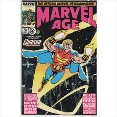 Marvel Age No 78 / 1989  Most comics will have a fixed price of just 45p or 50p.  You will not buy cheaper!!!!!