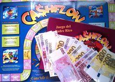 RIQUEZA.  Juega cashflow101 juego financiero. Aprende a cambiar tu mentalidad de pobreza. Comprende la psicología de la riqueza con respecto al dinero. Reconoces las emociones que te empobrecen para sacarlas de tu vida. Comprende la neurociencia de la abundancia. Aprendes como adquirir conciencia de riqueza y a conectarte con la abundancia. Piensa en grande, juega cashflow101 en español