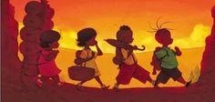 Teste escolhe crianças para filme da Turma da Mônica