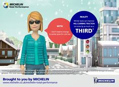 Truths and Myths About Winter Driving: Michelin Road Usage Lab Primer for Busy Mums Winter Tyres, Extreme Weather, Weather Conditions, Lab, Business, Truths, Labs, Store, Business Illustration