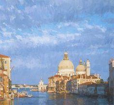 """Grand Canal, September"" by Nicholas Verrall"