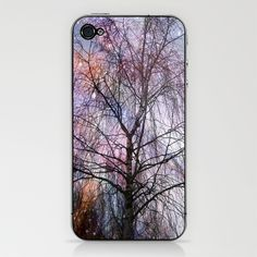 The Singing Tree. iPhone & iPod Skin by Heather Goodwin - $15.00