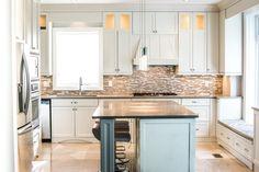 Design by Ridgeway Kitchens & Design Ltd. Photo by Cate Mathewson