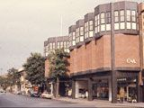 C&A store, Chester Chester, Past, Multi Story Building, Store, Past Tense, Storage, Shop