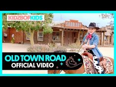 KIDZ BOP Kids - Old Town Road (Official Music Video) - YouTube Music For Kids, Kids Songs, Good Music, Music Songs, Music Videos, Road Song, Kids Bop, Movement Songs, Circle Time Songs