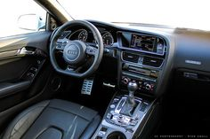 2015 Audi RS5 Cabriolet Interior! | Flickr - Photo Sharing!