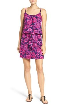 Tommy Bahama 'Jacobean' Floral Cover-Up Dress available at #Nordstrom
