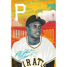 Roberto Clemente, Pittsburgh Pirates, Sketches, Baseball Cards, Celebrities, Instagram, Design, Art, Board