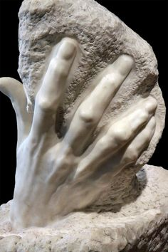 La mano de Dios - Rodin