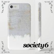 【Society6】iPhone7ケース コンクリート6/6Sやプラスに変更可☆
