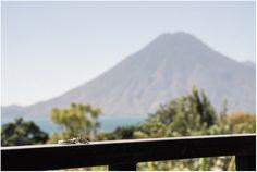 Ring Shot in front of a volcano!- Lake Atitlan, Guatemala - Daniel Lopez Perez Photography