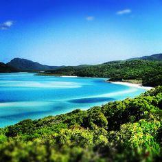 Whitehaven Beach, The Whitsundays by ronniek1 #thisisqueensland #instagram Whitsunday Island Australia