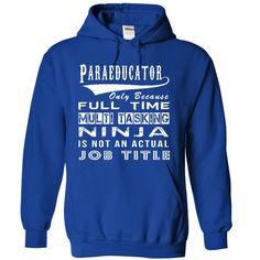 ninja PARAEDUCATOR