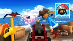 PLAYMOBIL - Pirates - iPad / iPhone / Adroid Games -  SUSCRIBE to my Channel YOUTUBE: https://www.youtube.com/user/ipadmacpc