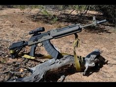 VERY POWERFUL Russian military AN 94 Military assault rifle - http://bestnewsarchive.ca/very-powerful-russian-military-an-94-military-assault-rifle/