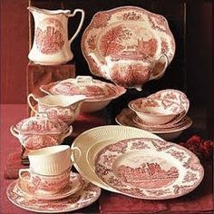 Old Britain Castles china... I have this and love it.