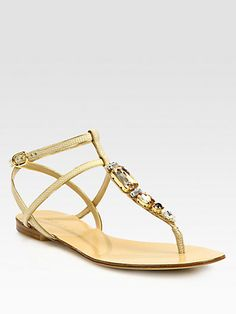 D&G sandals! Perfect for me :) $695 ( not so perfect) haha :)