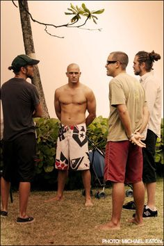 Eddie Vedder, Kelly Slater, Citizen Cope, Jack Johnson