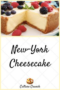 Cheesecake Leger, Newyork Cheesecake, Cake Recipes, Dessert Recipes, Food Presentation, Cheesecakes, Dessert Table, Baked Goods, Sweet Treats