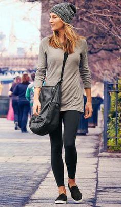 What's New: Street Style Looks Street Style | Athleta