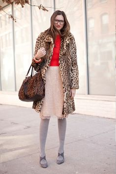 It is safe to say that Jenna Lyons is my style icon. Moda Animal Print, Animal Prints, Jenna Lyons, Animal Print Fashion, Outdoor Outfit, Fashion Stylist, Fashion Photo, Ny Fashion, Beautiful Outfits