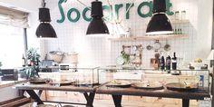 Socarratt nos ofrece un concepto innovador, auténticas paellas valencianas en formato take away.
