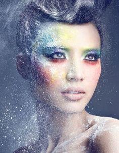 geisha makeup powder: ru_glamour: фотограф Chenman часть 1 портреты