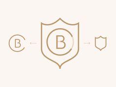 The Monogram, Crest & Shield