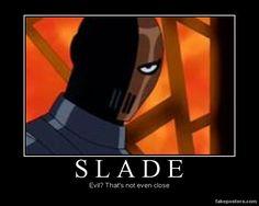 Teen Titans Slade (A.K.A Deathstroke)