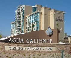 One of several casinos in the Palm Springs area.  #palmsprings, www.lovepalmspringshomes.com