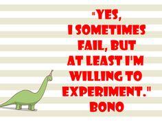 Imagine... Experiment... Create...