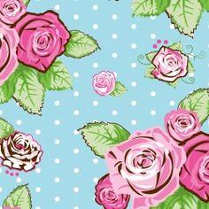 Caden Lane Boutique Rose Dot Fabric