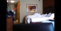 This Video Proves Your Belongings May Not Be 100% Safe In Your Hotel Room