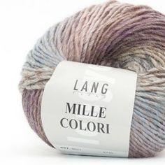 lang yarns mille colori mist - Laine Lang Mille Colori Baby