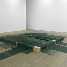 Tom Burr - Shades of Green